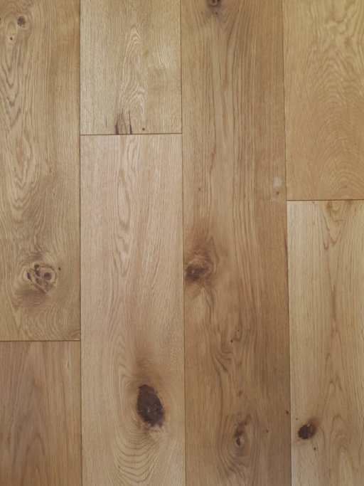 Tradition Classics Engineered Oak Flooring, Rustic, Oiled, 150x18x1500 mm