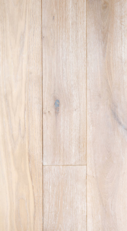 Tradition Classics Engineered Oak Flooring, Rustic, Brushed & White Oiled, 190x20x1900 mm