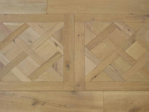 Tradition Classics Versailles Engineered Oak Flooring, Rustic, Smoked, Brushed & Unfinished, 220x20x2200 mm