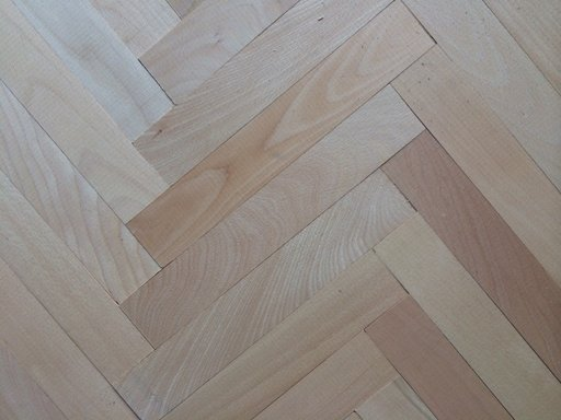 Beech Parquet Flooring Blocks, Prime, 50x300x20 mm
