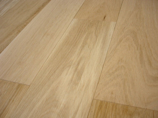 Unfinished Engineered Oak Flooring, 180x6x20 mm