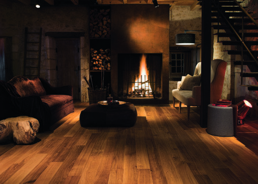QuickStep Castello Honey Oak Engineered Flooring, Oiled, 145x3x14 mm