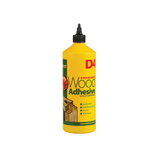 Everbuild D4 Wood Adhesive, 1 L