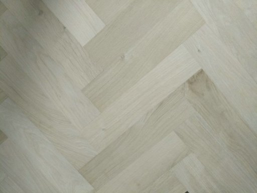 Tradition Engineered Oak Parquet Flooring, Prime, Unfinished, Herringbone, 90x18x400 mm