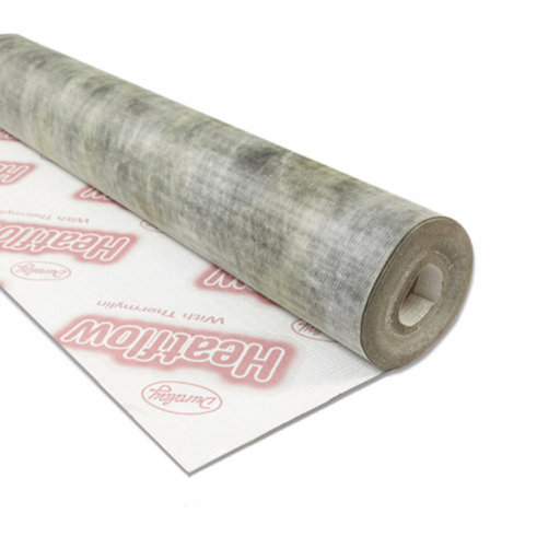 Duralay Heathflow Underlay For Wood Floors with Underfloor Heating