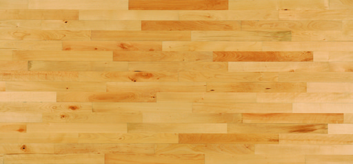 Junckers Beech Solid 2-Strip Wood Flooring, Ultra Matt Lacquered, Harmony, 129x22 mm