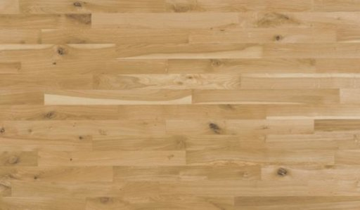Junckers Nordic Oak Solid Wood Flooring, Ultra Matt Lacquered, Variation, 1-Strip, 140x20.5 mm