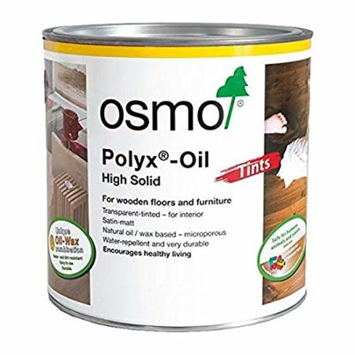 Osmo Polyx-Oil Hardwax-Oil, Tints, Amber, 2.5L