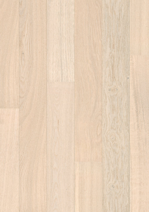 QuickStep Palazzo Polar Oak Engineered Flooring, Matt Lacquered, 190x3x14 mm