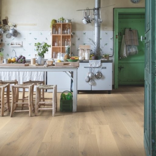QuickStep Palazzo Lime Oak Engineered Flooring, Extra Matt Lacquered, 1820x190x14 mm