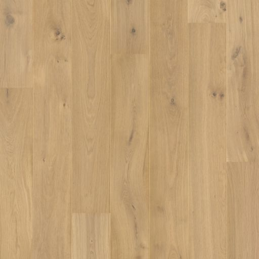 QuickStep Palazzo Pure Oak Engineered Flooring, Brushed, Extra Matt Lacquered, 190x14x1820 mm