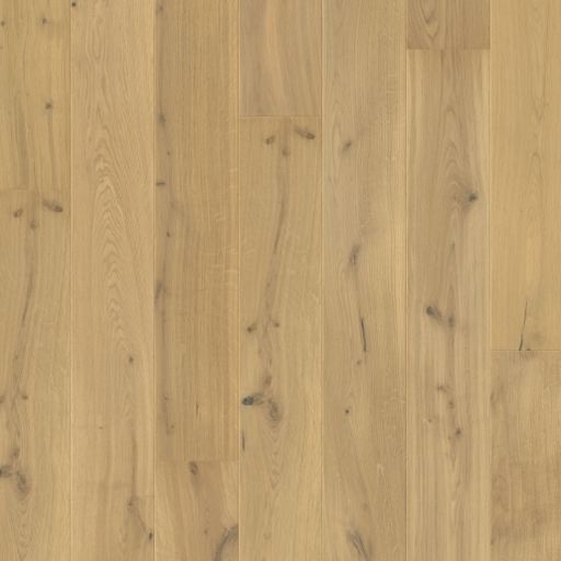 QuickStep Palazzo Warm Natural Oak Engineered Flooring, Brushed, Extra Matt Lacquered, 190x14x1820 mm
