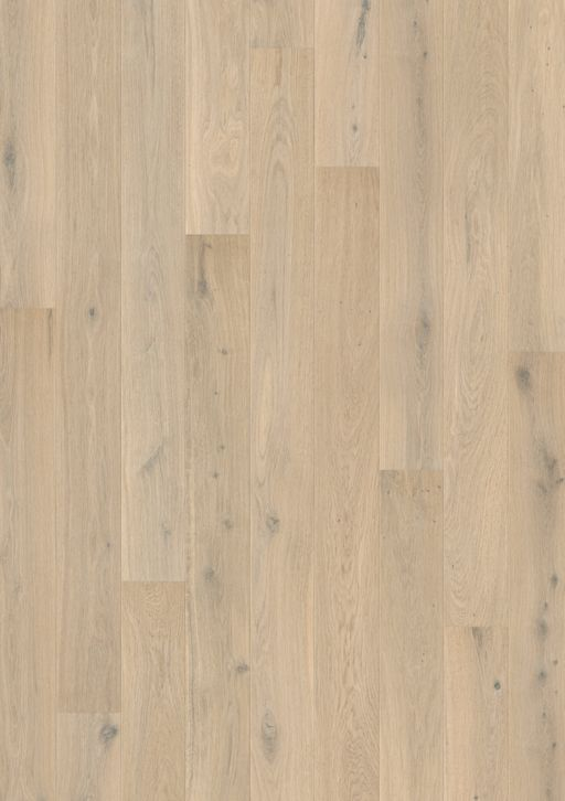 Quickstep Compact Himalayan White Oak Engineered Flooring, Extra Matt Lacquered, 145x2.5x12.5 mm