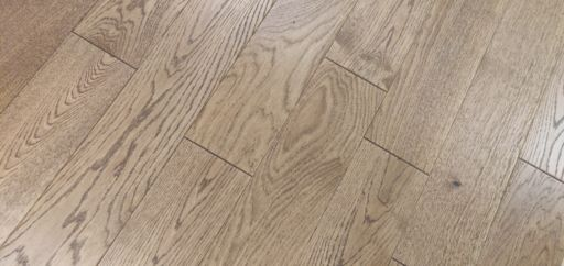 Tradition Engineered Oak Flooring, Rustic, Wheat Brushed & Oiled, 125x4x18 mm