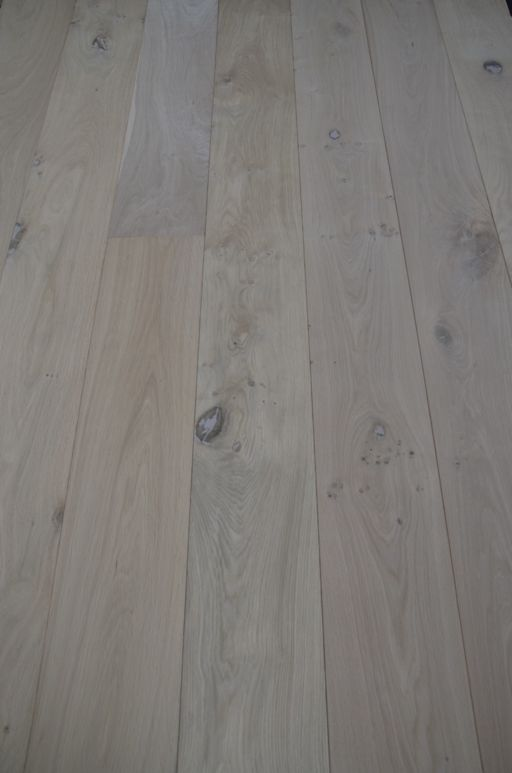 Tradition White Oak Engineered Flooring, Natural, Oiled, 190x14x1900 mm