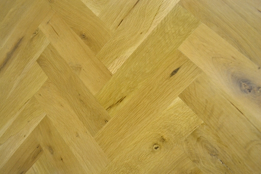 Oak Parquet Flooring Blocks, Rustic, 70x230x20 mm