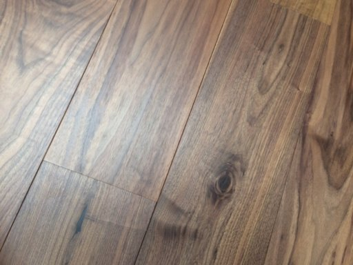 Tradition Engineered Walnut Flooring, Rustic, UV Oiled, 190x4x20 mm