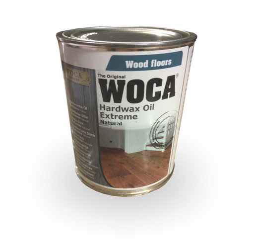 WOCA Hardwax-Oil Extreme, Natural, 2.5L